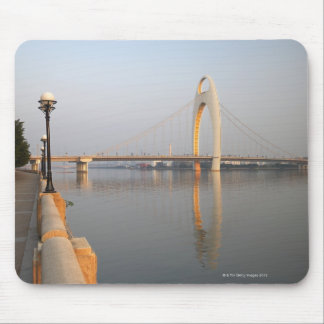 Liede Bridge Over Pearl River Mouse Pad