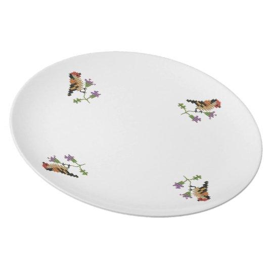 Lief birdie plate