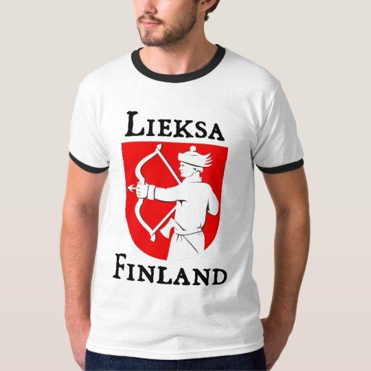 Lieksa, Finland (Suomi) T-Shirt