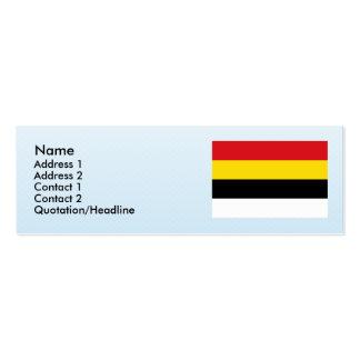Lierde Belgium Business Cards
