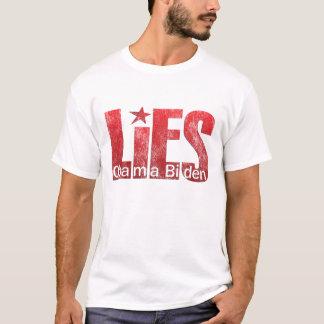 Lies, Lies, Lies - Obama Biden - Customized T-Shirt