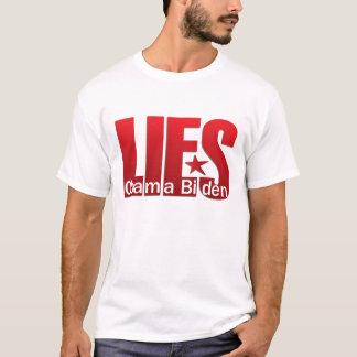 Lies, Lies, Lies - Obama Biden T-Shirt