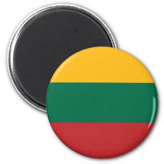 Lietuvos Valstybės Vėliava, Vytis, Lithuania Flag Magnet