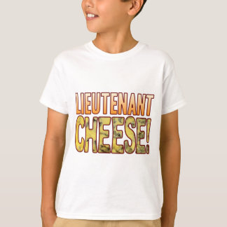 Lieutenant Blue Cheese Tshirts