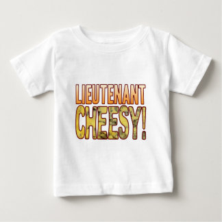 Lieutenant Blue Cheesy Shirts