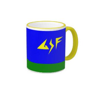 Lieutenant Commander Star Fetched Mug