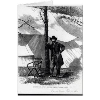 Lieutenant General Ulysses S. Grant Card