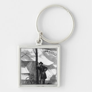 Lieutenant General Ulysses S. Grant Keychain