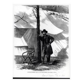 Lieutenant General Ulysses S. Grant Postcards