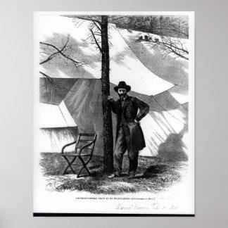 Lieutenant General Ulysses S. Grant Print