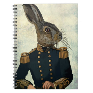 Lieutenant Hare 2 Notebook