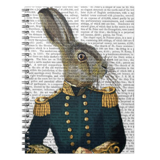 Lieutenant Hare Notebook