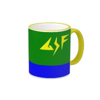 Lieutenant j.g. Star Fetched Mug