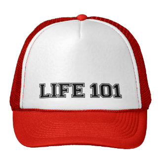 LIFE 101 - Muli Products Cap