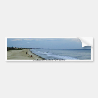 Life Along The Beach Bumper Stickers