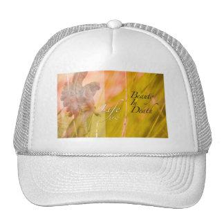 life and beauty trucker hats