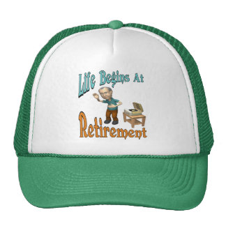 Life Begins At Retirement Cap