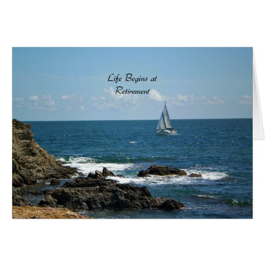 Life Begins at Retirement, Sailing the Ocean Blue