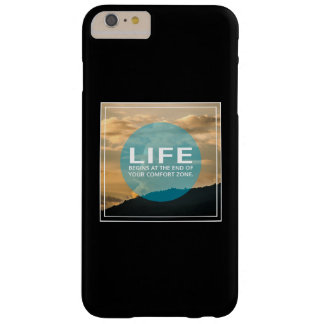Life Begins Barely There iPhone 6 Plus Case