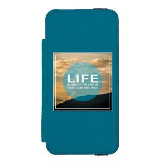 Life Begins Incipio Watson™ iPhone 5 Wallet Case