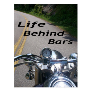 Life Behind Bars Postcards