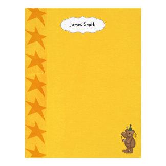 life book paper 21.5 cm x 28 cm flyer