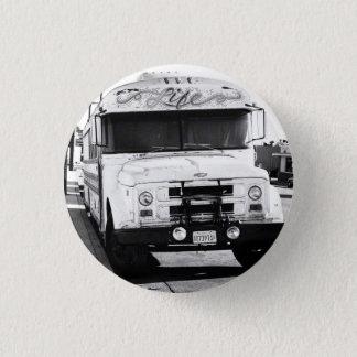 Life Bus 3 Cm Round Badge