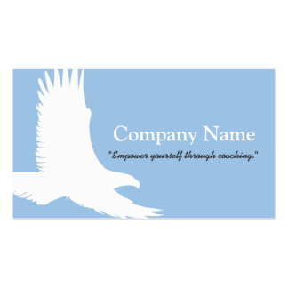 Life Coach Business Card Template