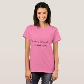 life coach T-Shirt