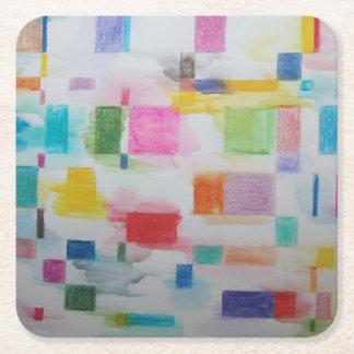 Life Colours 1 - Coaster