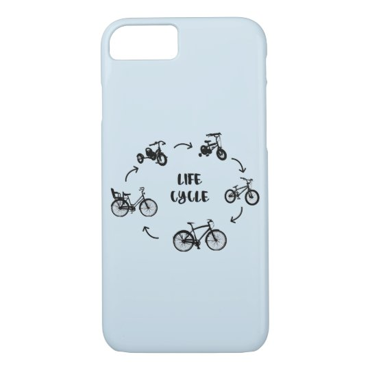 Life cycle iPhone 7 case