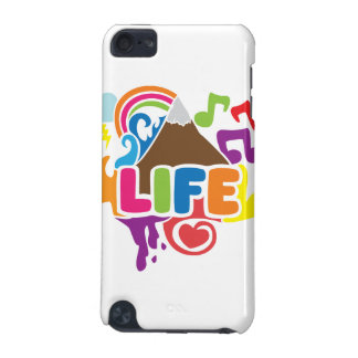 Life Doodles iPod Touch 5G Cases