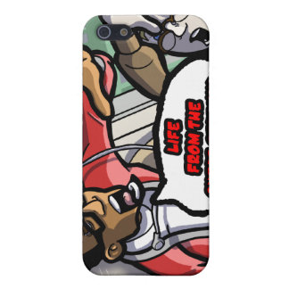 Life From the Cheap Seats iPhone 4 Case