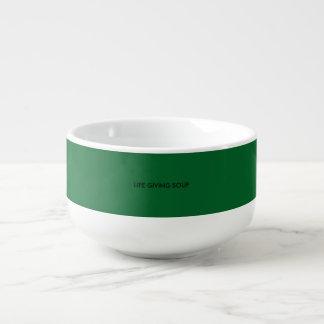 Life giving soup soup mug