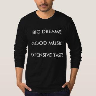 Life Goals Jumper Shirts