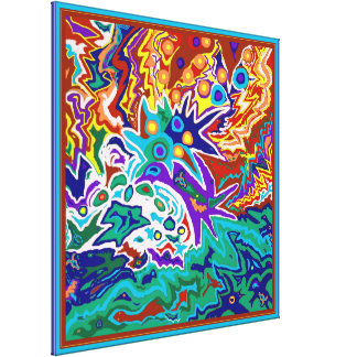 Life Ignition - thinner canvas same size