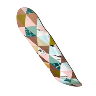 Life in a Pattern Skateboard