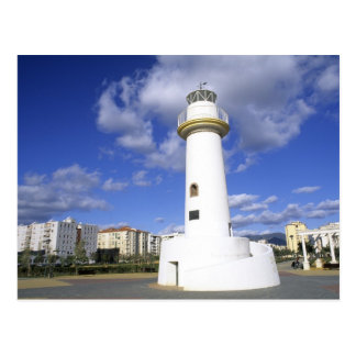 Life in Spain Southern Coast Costa del Sol Postcard