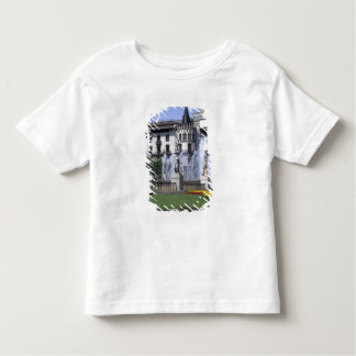 Life in Spain the beautiful Plaza Cataluna with Toddler T-Shirt