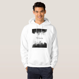 """""""Life in the city"""" hoodie"""