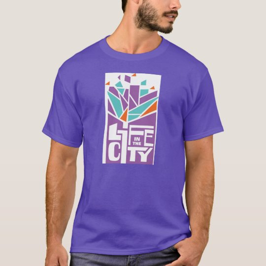 Life in the City men's shirt