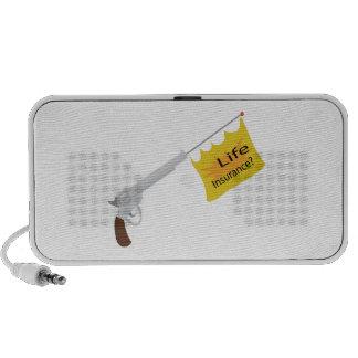 Life Insurance iPod Speaker