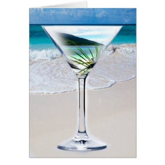 Life is a Beach Card