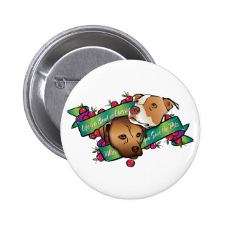 Life is a Bowl of Cherries... 6 Cm Round Badge