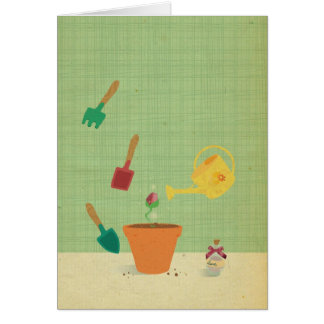 Life is a flower Notecard Stationery Note Card