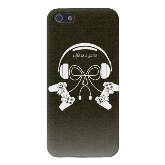 Life is a game iPhone 5 covers