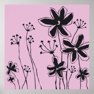 life is a garden print