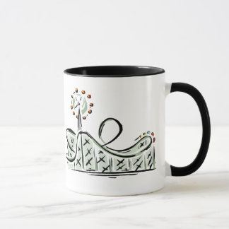 Life is a roller coaster. Enjoy the ride! Mug