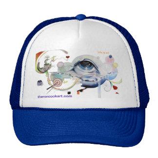 Life is art hat