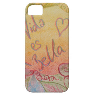 Life is Beautiful Barely There iPhone 5 Case